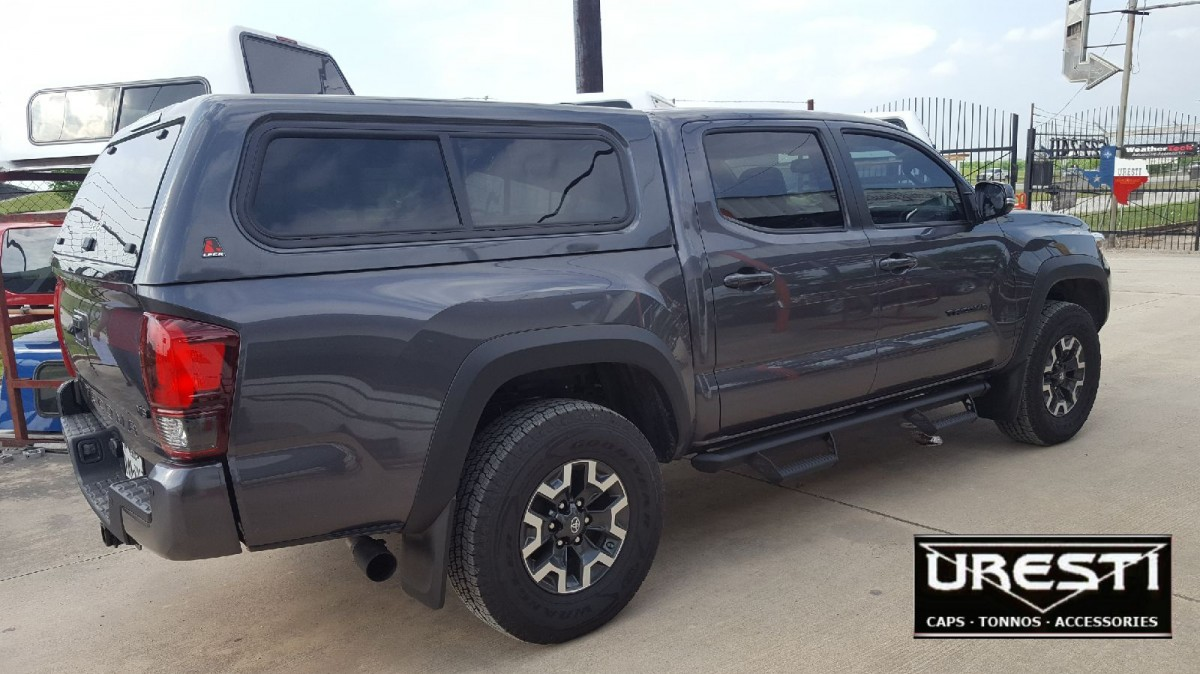 Weathertech Military Discount >> Truck Campers, Bed Liners & Tonneau Covers in San Antonio TX | Jesse Uresti Camper Sales